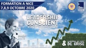 7-9/10/2020 – Leadership Conscient et Leadership en Temps de Crise